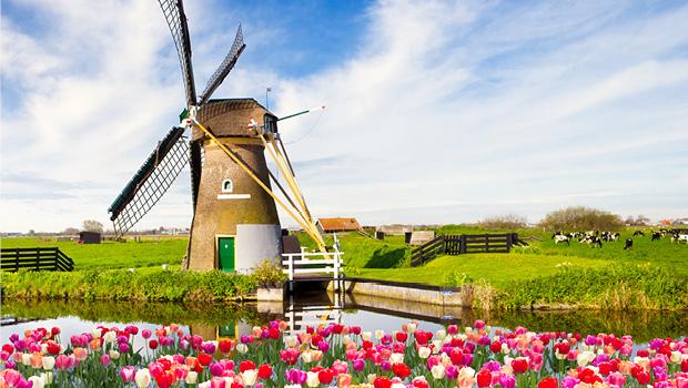 Flotte oplevelser venter i charmerende Holland