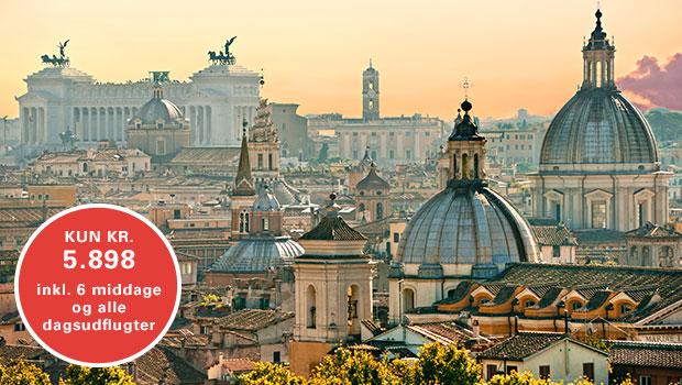 Rom, Amarone og Garda