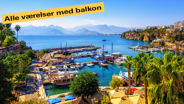 Side - Tyrkiet med All Inclusive