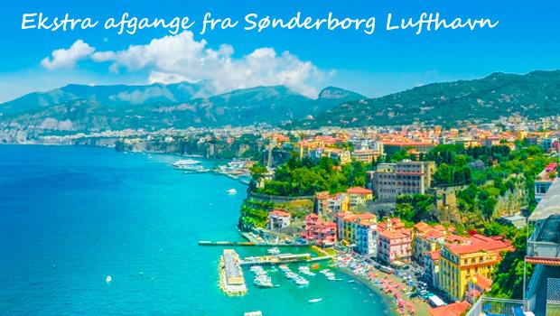 Sorrento og Syditaliensk charme