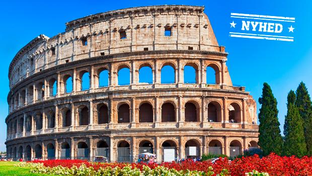 Terracina og Rom