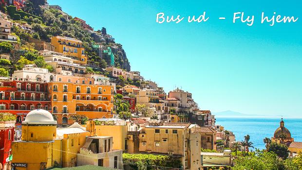 Toscana - Rom - Sorrento