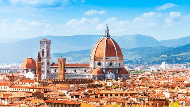 Toscanas 3 årstider