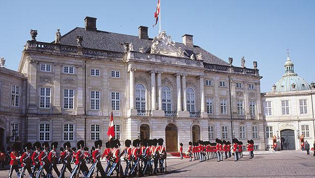 Dronningens København, 3 dage