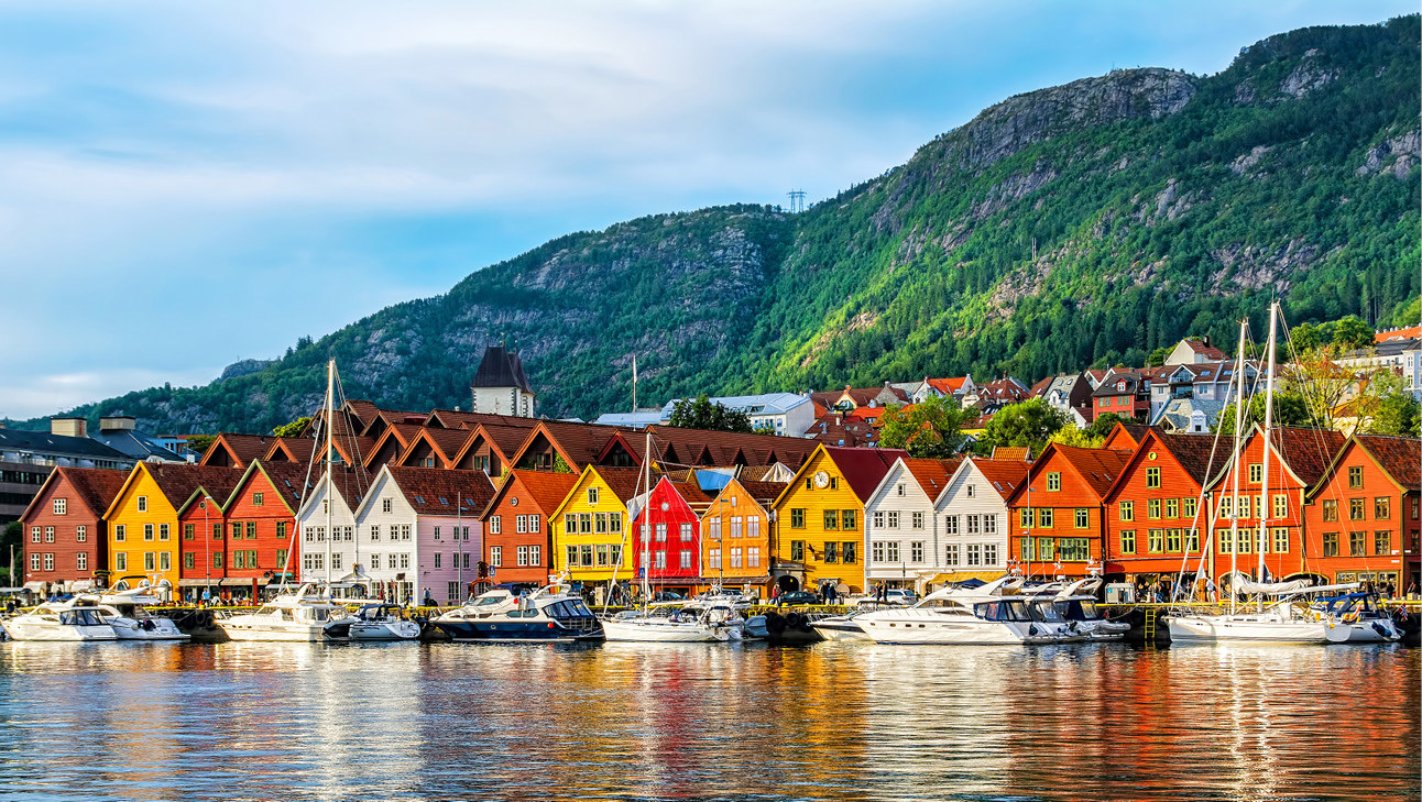 NYHED: Sensommer i Norge