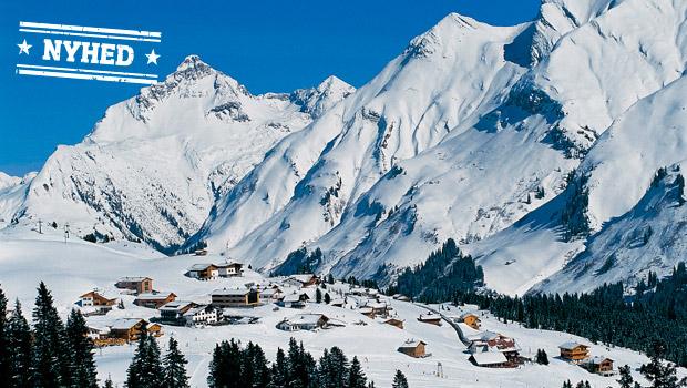 Jul i Østrig og Schweiz