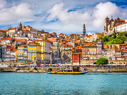 rejser til porto portugal