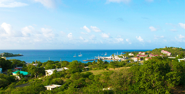 Gallow Bay Christiansted Havn