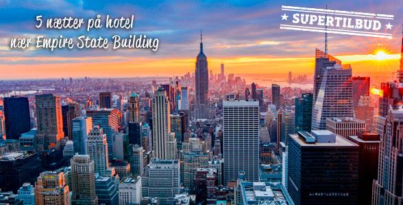 gislev rejser new york